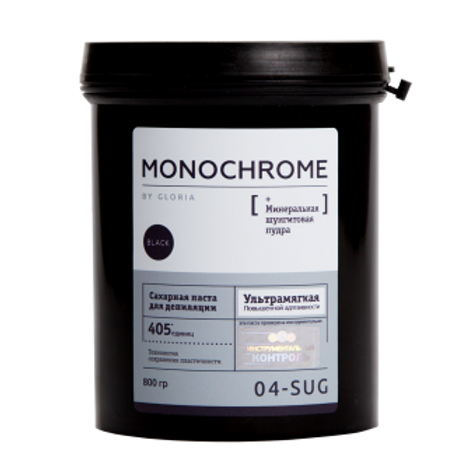 Паста для шугаринга MONOCHROME 0.8 кг