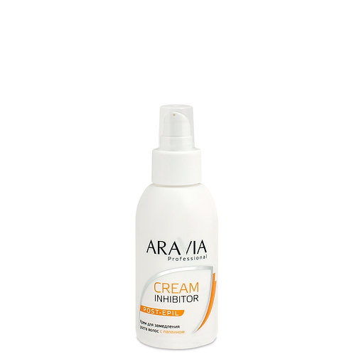 Крем для замедления роста волос с папаином ARAVIA Professional 100 мл