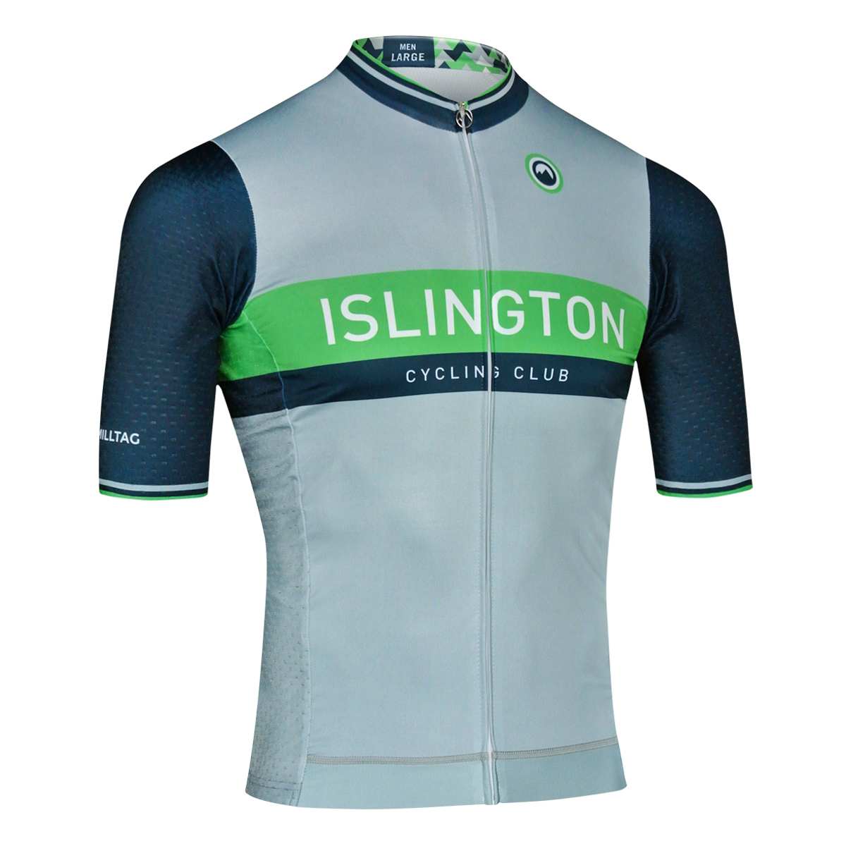 ICC Pro Jersey Front