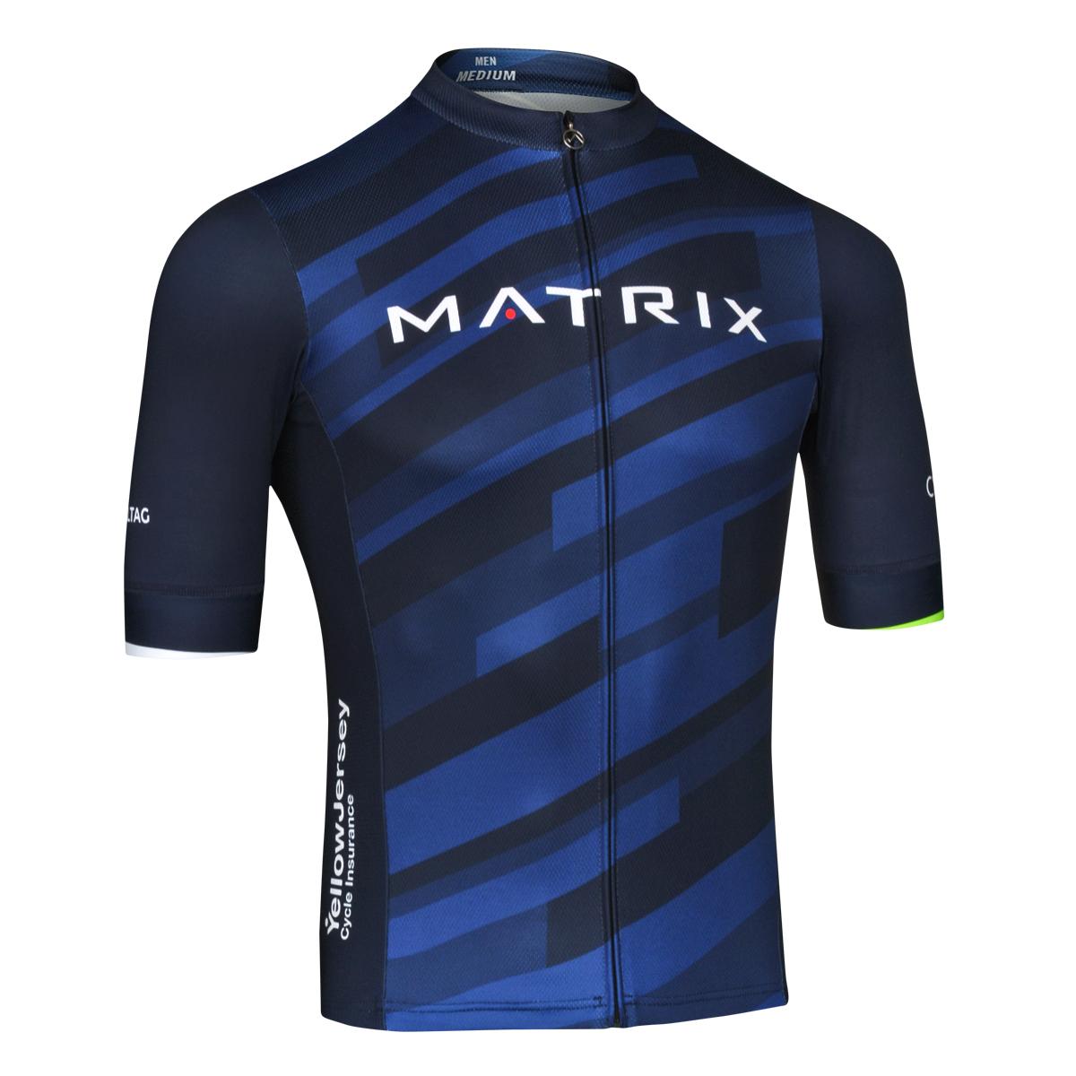 Matrix Jersey Front