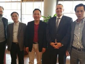 IHRC discusses opportunities for Vietnam