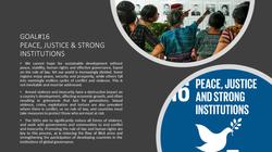 SDG Goal 16