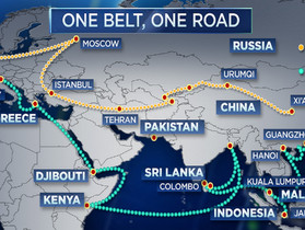 One Belt One Road - New Silk Road 2.0