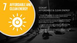 SDG Goal 7