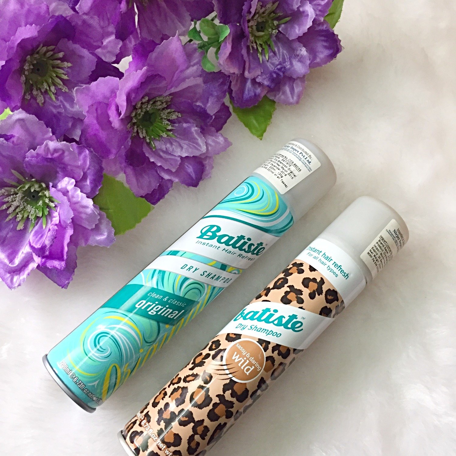 Batiste Dry Shampoo Sassy And Daring Wild Clean Classic Orignal Review Swatches Ourglamdiaries Latest Fashion Real Reviews
