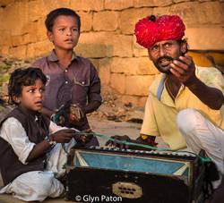 Jaisalmer musicians