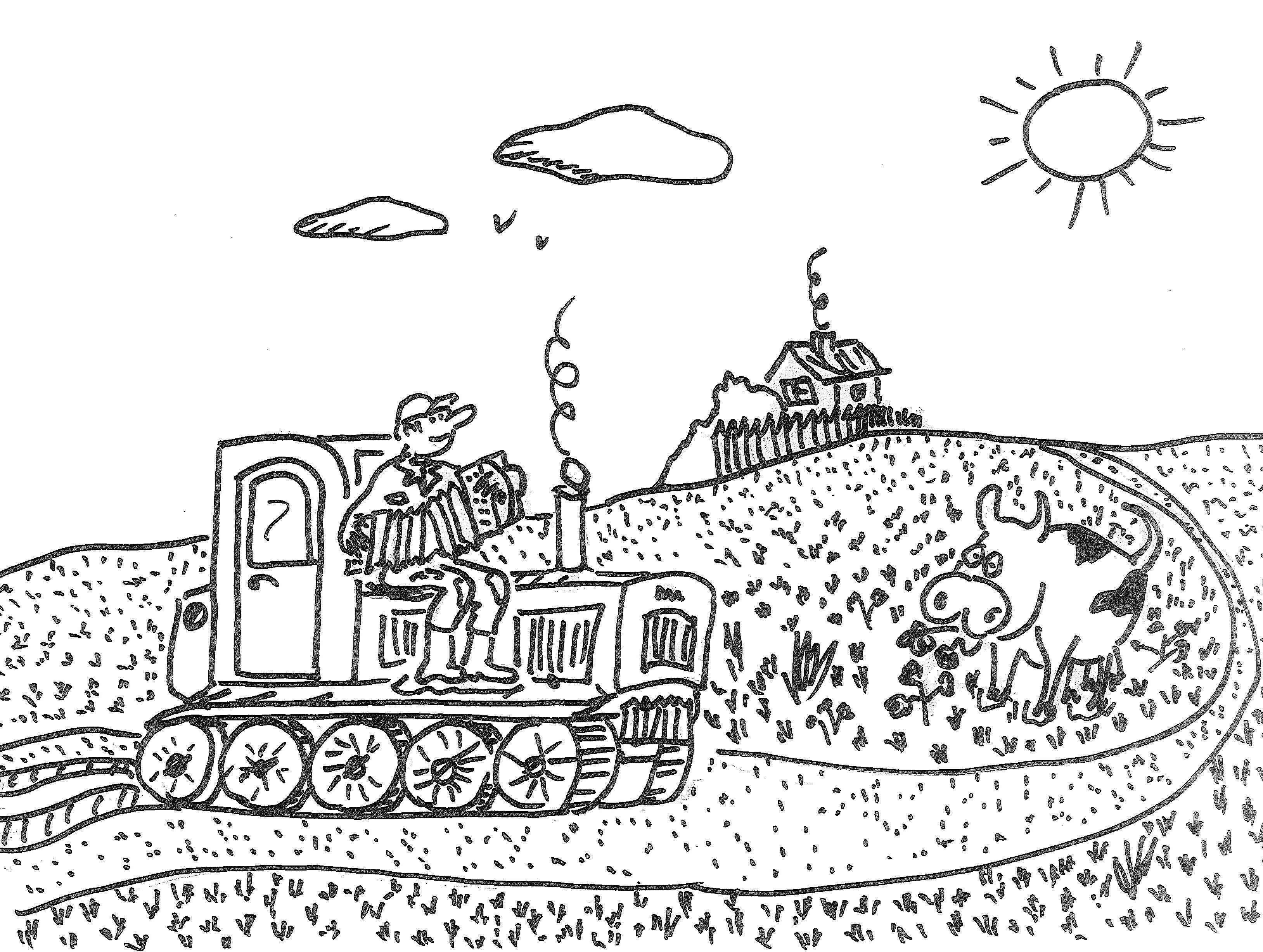 Трактористс