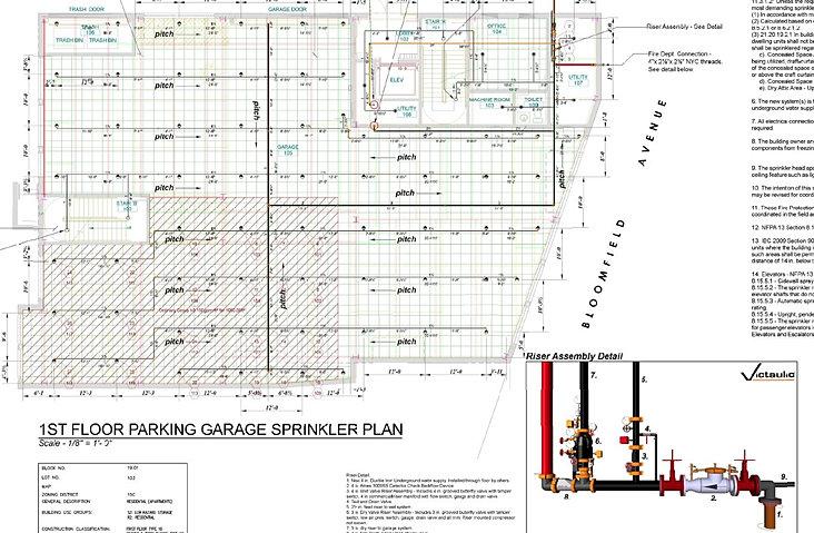 fire sprinkler hydraulic calculations pdf