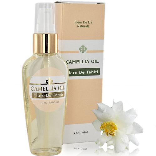 Camellia Oil - Tiare De Tahiti