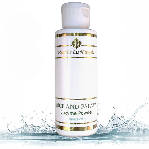 Rice and Papaya Enzyme Powder - Unscented