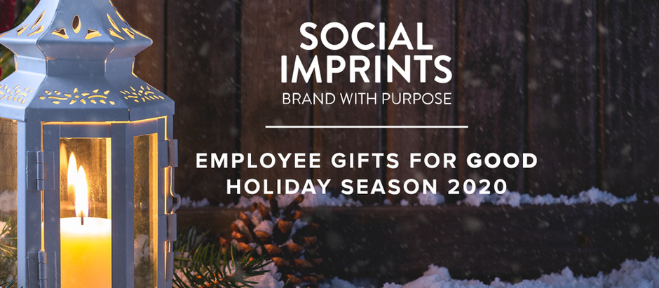 """Employee Gifts for """"Good"""" Holiday Season 2020"""