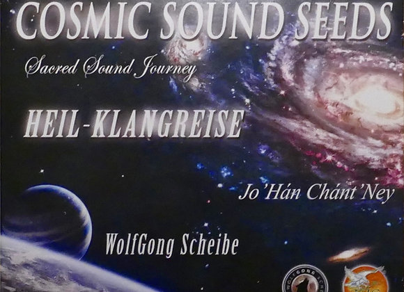 "Cosmic Sound Seeds  ""Sacred Sound Journey"""