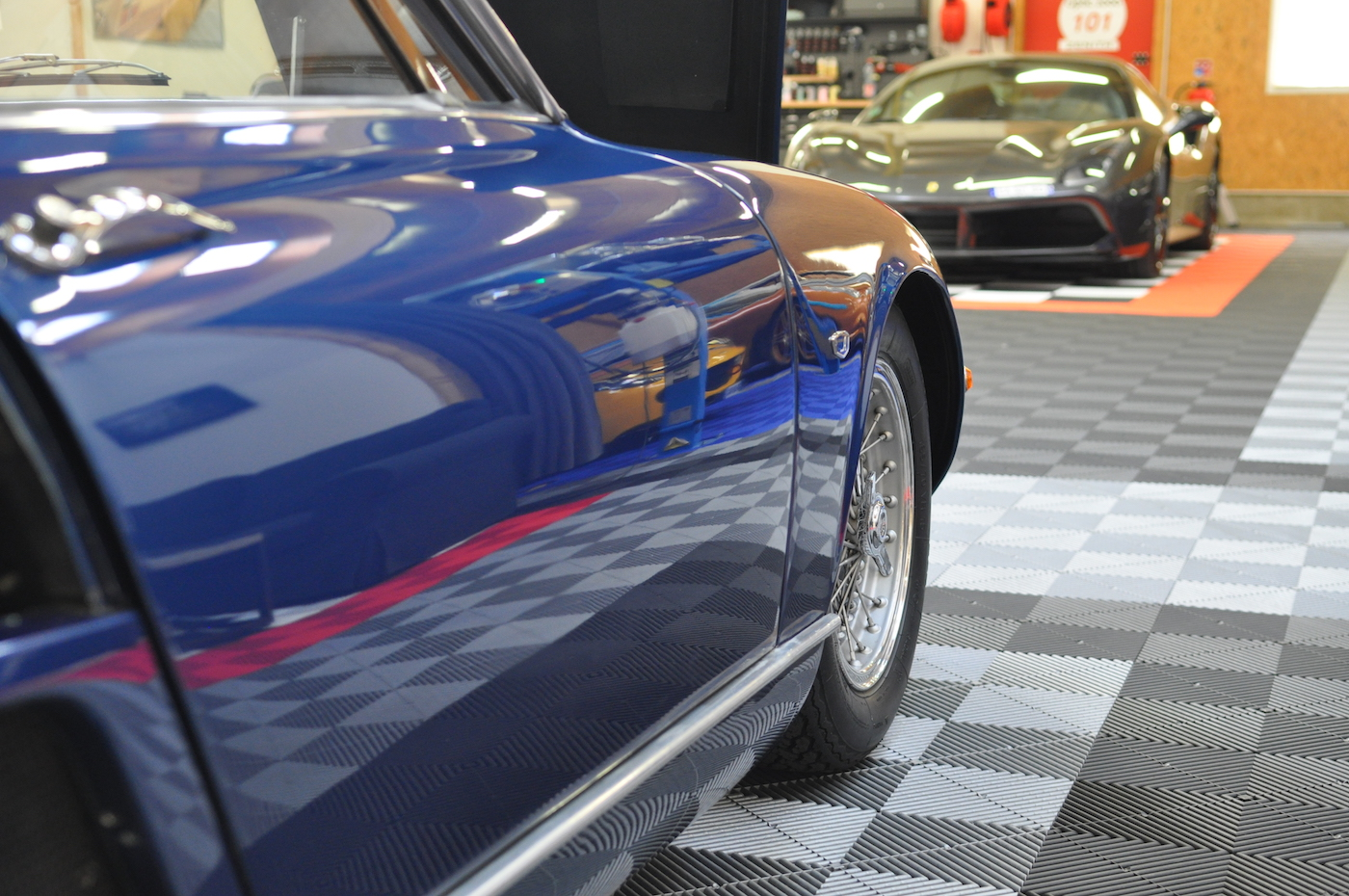 Swissvax Le Mans - ATS 3000 GTS