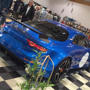 Precious Cars - Expo Alpine