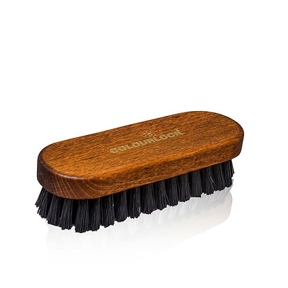 Brosse spécifique pour le nettoyage des cuirs