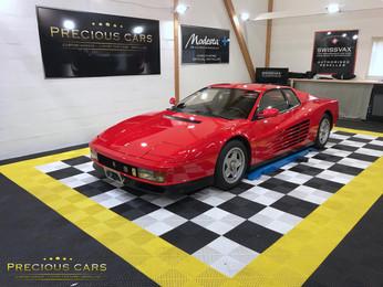 Ferrari Testarossa par Precious Cars