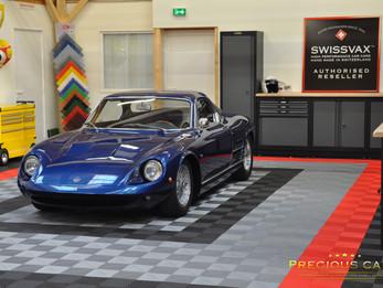 Reconnaissance de Precious Cars en restauration cosmetique !!