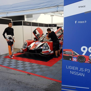 Precious Cars - Stand Course LMP2 Polydal