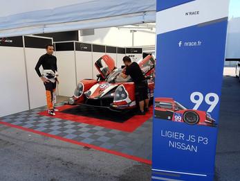Ligier JS3 sur nos Polydal by Precious Cars