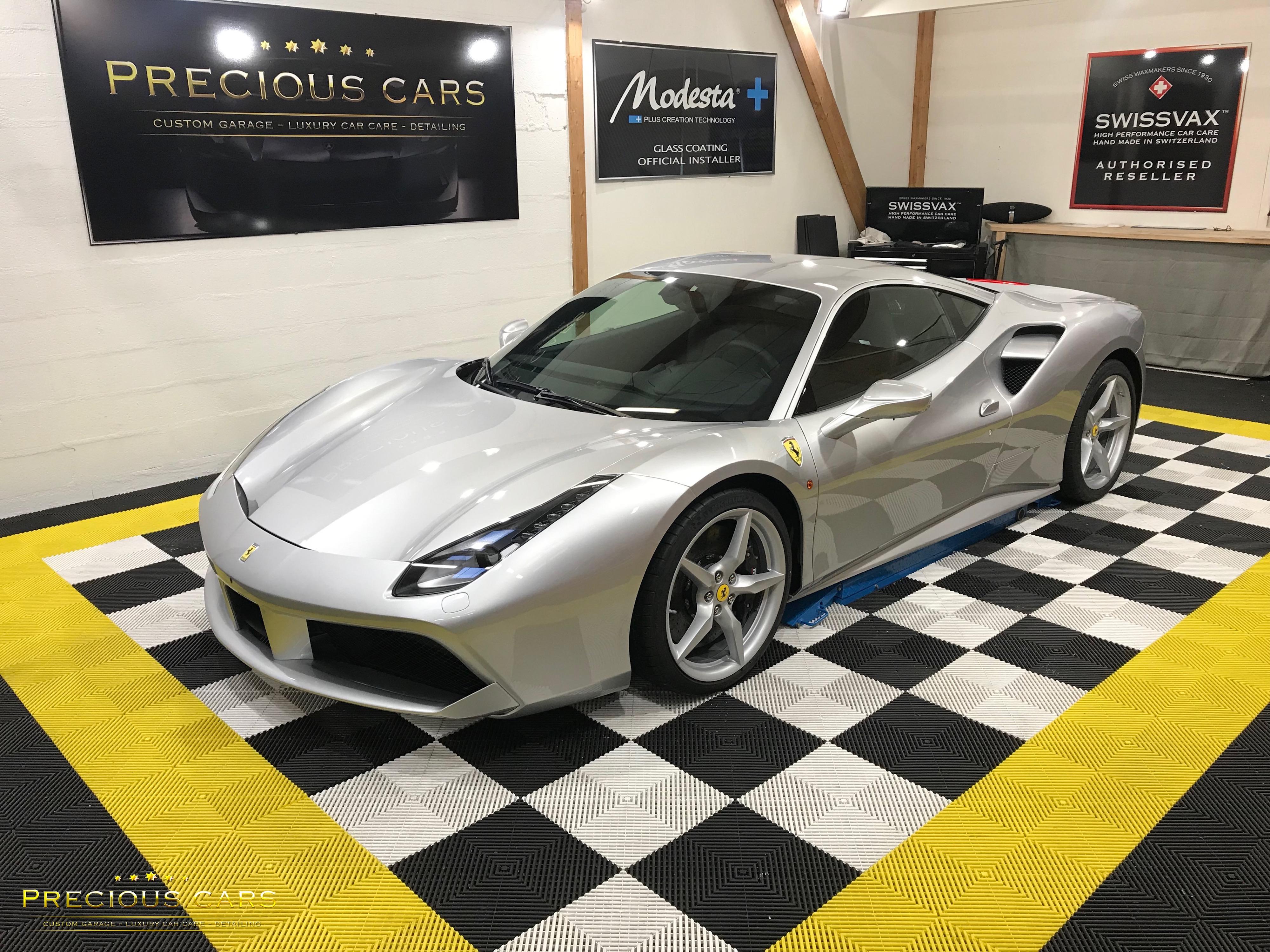 Precious Cars - Swissvax Le Mans - Ferra