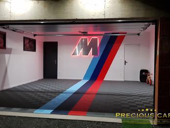 Superbe Garage Polydal by Precious Cars : BMW M