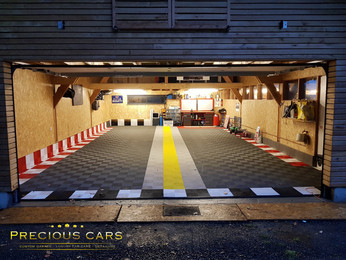 Nouveau garage Polydal by Precious Cars !