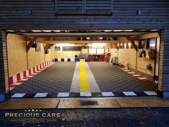 Nouveau garage Polydal by Precious Cars !