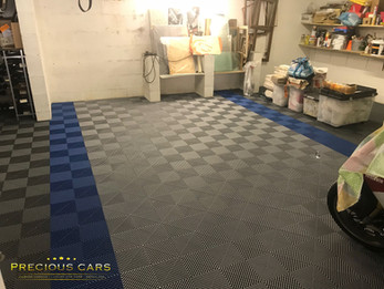 Nouveau garage particulier Precious Cars