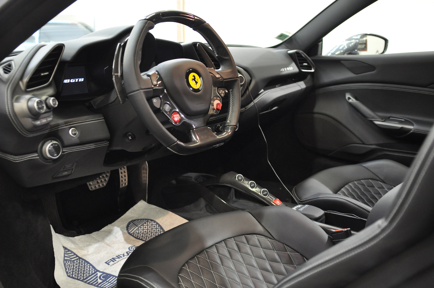 Swissvax Le Mans - Ferrari 488 GTB