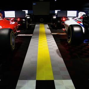 Precious Cars - Salle de simulateur