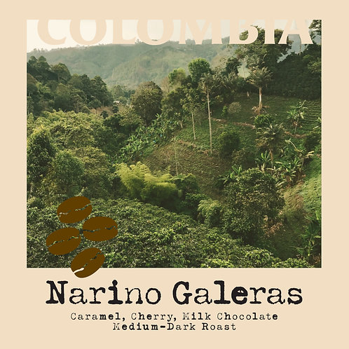 Colombia | Narino Galeras