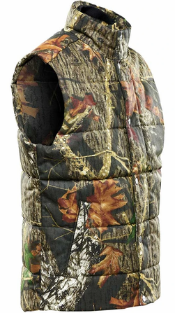 WXV-1 Men's Hamilton HD Thermal Mossy Oak Vest