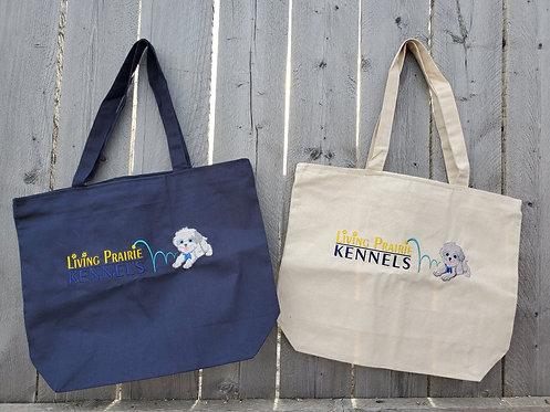 Living Prairie Kennels Tote Bag