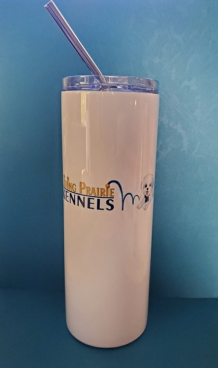 20oz Tumbler with Straw & Lid