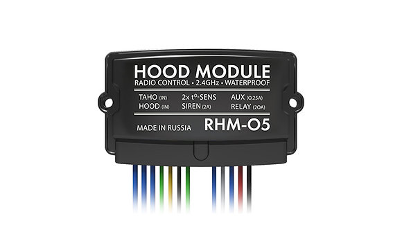 Модуль замка капота Pandora RHM-05 с установкой