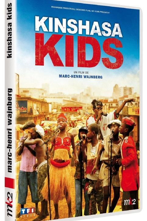 DVD Kinshasa Kids - M