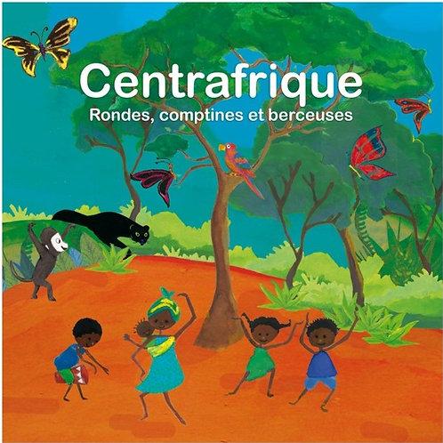 CD Centrafrique par Marlène N'garo