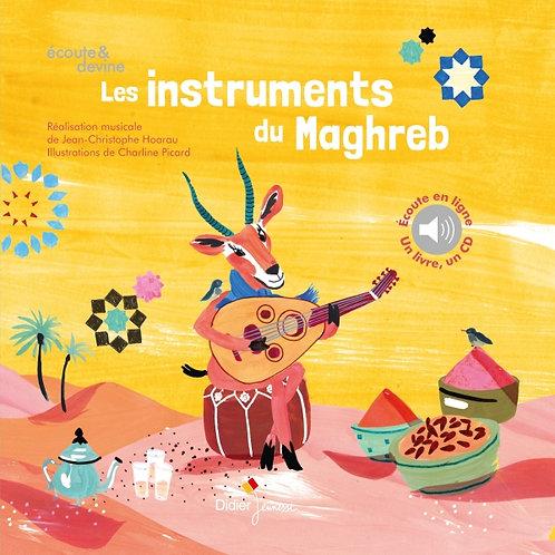 Les Instruments du Maghreb - M