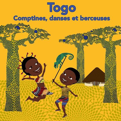 CD Togo par Amen Viana
