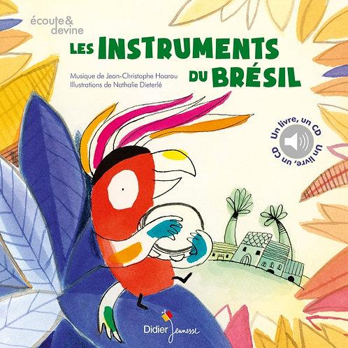 Les Instruments du Brésil - M