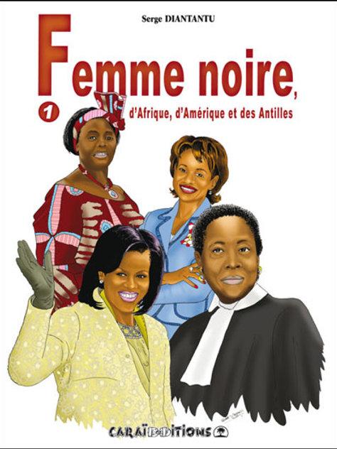 Femmes Noires T. 1 - M