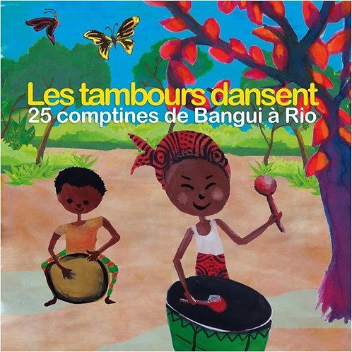 CD Les tambours dansent vol. 1