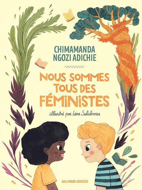 Nous sommes tous des Féministes