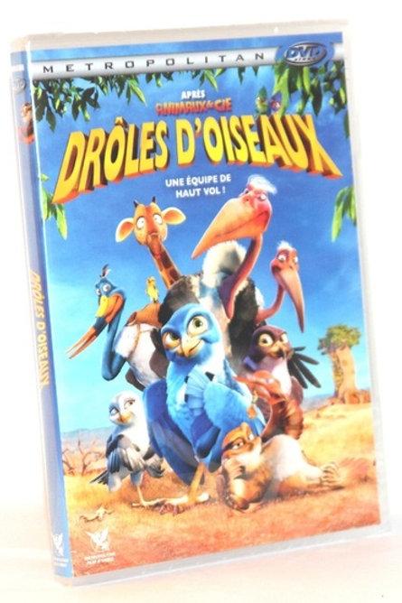 DVD Drôles d'Oiseaux - M