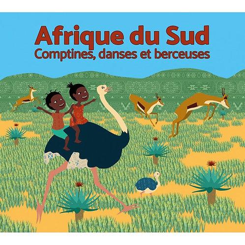 CD Afrique du Sud par Sam Tshabalala