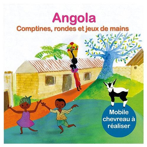 CD Angola par Lucia De Carvalho