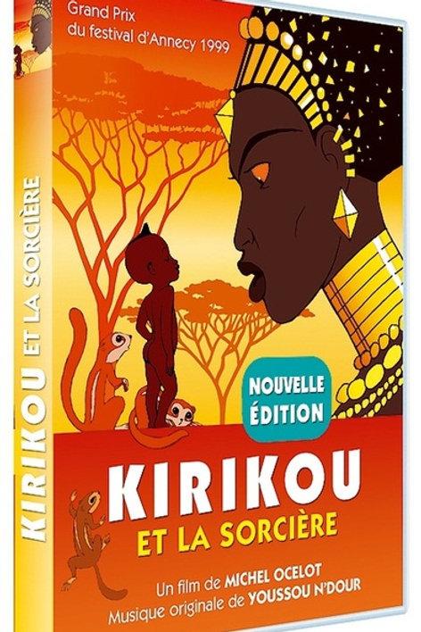 DVD Kirikou et la Sorcière - M