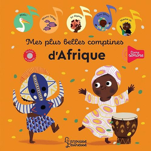 Mes Plus Belles Comptines d'Afrique