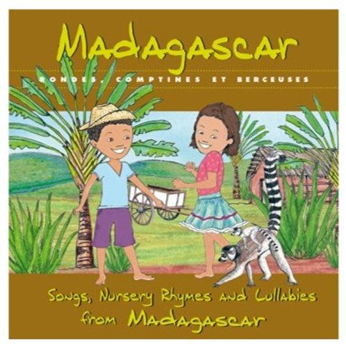 CD Madagascar par Mbolatiana