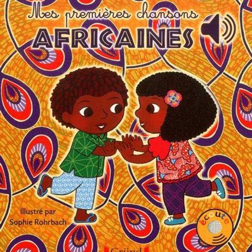 Mes Premières Chansons Africaines